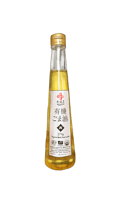ORGANIC BLACK SESAME  OIL 90 ML