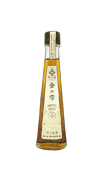 ORGANIC GOLD SESAME  OIL 270ML